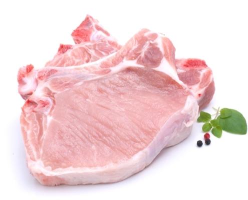 Schweinskotelett Bauernkotelett