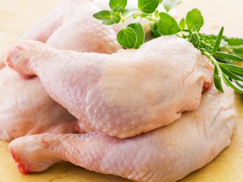 Hühnerbügerl Zitronen-Huhn