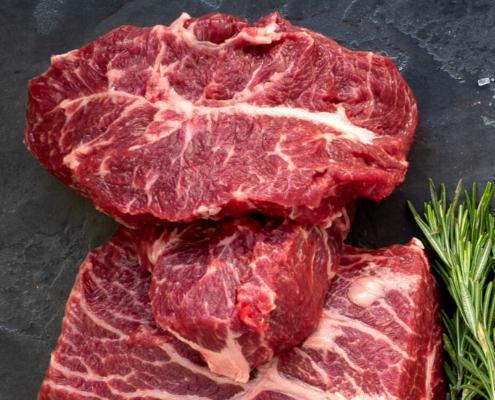 Rindfleisch-Rahmtopf